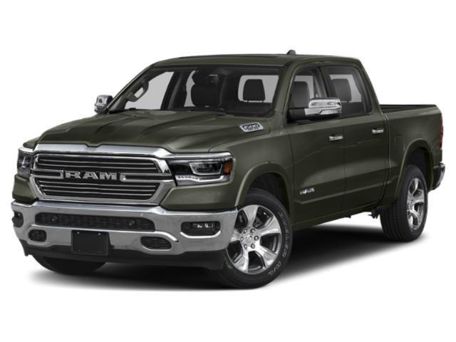 "2021 Ram 1500 Laramie Laramie 4x2 Crew Cab 5'7"" Box Regular Unleaded V-8 5.7 L/345 [11]"