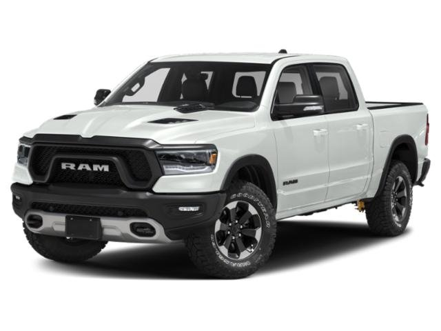 2021 Ram 1500 Rebel Rebel 4x4 Crew Cab 5'7″ Box Regular Unleaded V-8 5.7 L/345 [17]