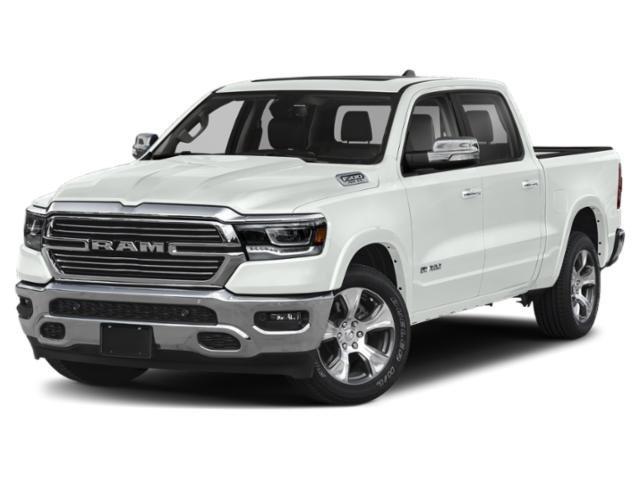 "2021 Ram 1500 Laramie Laramie 4x4 Crew Cab 5'7"" Box Regular Unleaded V-8 5.7 L/345 [10]"