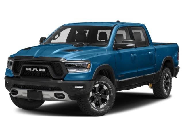 2021 Ram 1500 Rebel Rebel 4x4 Crew Cab 5'7″ Box Regular Unleaded V-8 5.7 L/345 [19]