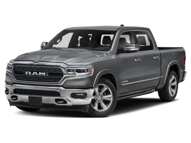 2021 Ram 1500 Limited Limited 4x4 Crew Cab 5'7″ Box Gas/Electric V-8 5.7 L/345 [14]