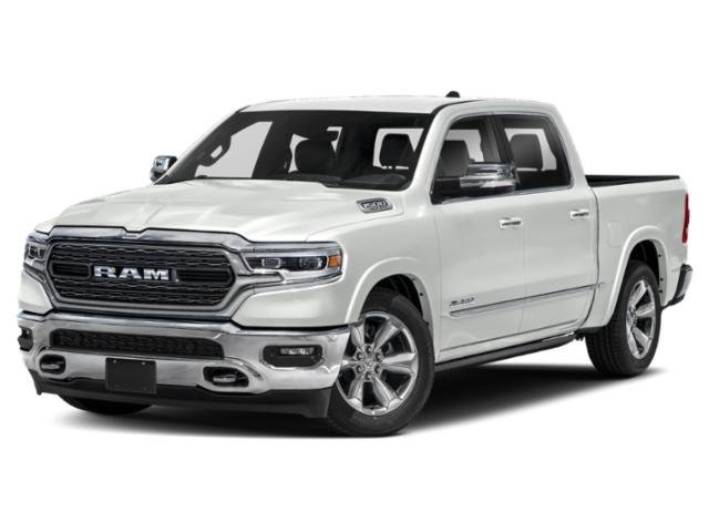 "2021 Ram 1500 Limited Limited 4x4 Crew Cab 5'7"" Box Intercooled Turbo Diesel V-6 3.0 L/182 [15]"