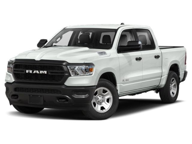 2021 Ram 1500 Big Horn Big Horn 4x4 Crew Cab 5'7″ Box Regular Unleaded V-8 5.7 L/345 [4]
