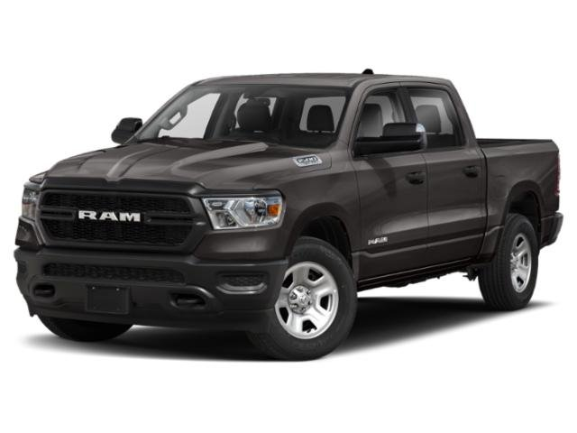 2021 Ram 1500 Big Horn Big Horn 4x2 Crew Cab 5'7″ Box Gas/Electric V-6 3.6 L/220 [10]