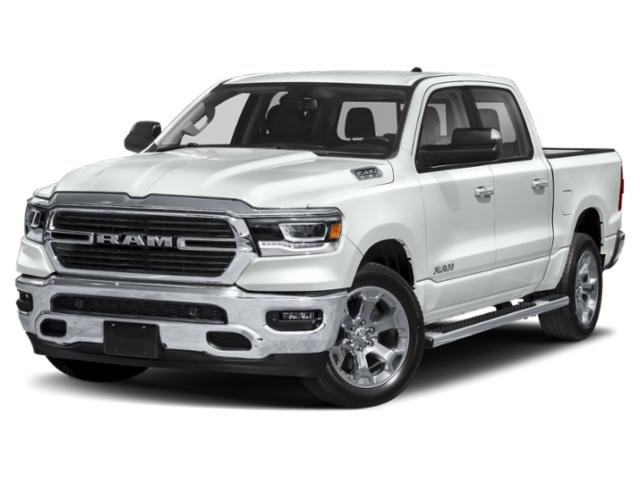 2021 Ram 1500 Big Horn Big Horn 4x2 Crew Cab 5'7″ Box Gas/Electric V-6 3.6 L/220 [9]