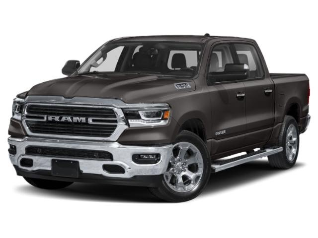 2021 Ram 1500 Big Horn Big Horn 4x2 Crew Cab 5'7″ Box Intercooled Turbo Diesel V-6 3.0 L/182 [8]