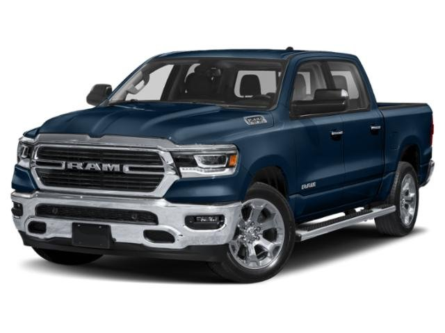 2021 Ram 1500 Big Horn Big Horn 4x2 Crew Cab 5'7″ Box Gas/Electric V-6 3.6 L/220 [14]