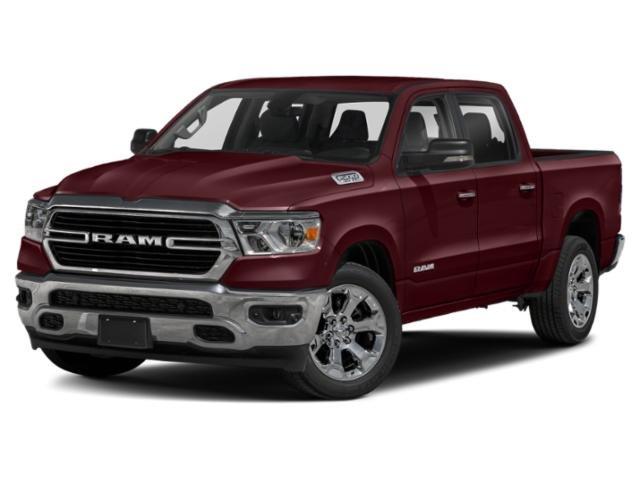 """2021 Ram 1500 Big Horn Big Horn 4x2 Quad Cab 6'4"""" Box Gas/Electric V-6 3.6 L/220 [0]"""