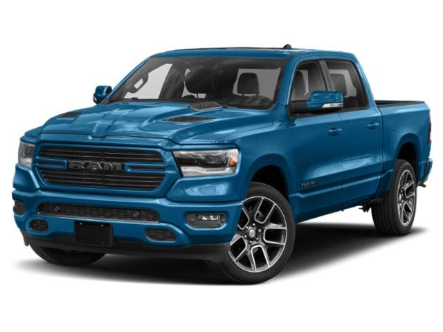 2021 Ram 1500 Big Horn Big Horn 4x2 Crew Cab 5'7″ Box Regular Unleaded V-8 5.7 L/345 [16]