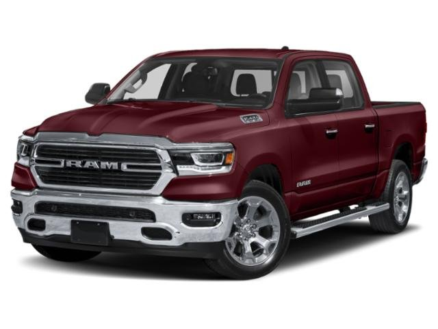 2021 Ram 1500 Big Horn Big Horn 4x2 Crew Cab 5'7″ Box Intercooled Turbo Diesel V-6 3.0 L/182 [13]