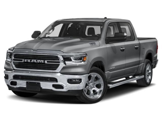 2021 Ram 1500 Big Horn Big Horn 4x4 Crew Cab 5'7″ Box Intercooled Turbo Diesel V-6 3.0 L/182 [7]