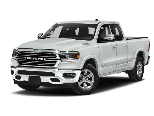 "2021 Ram 1500 Laramie Laramie 4x4 Crew Cab 5'7"" Box Regular Unleaded V-8 5.7 L/345 [8]"