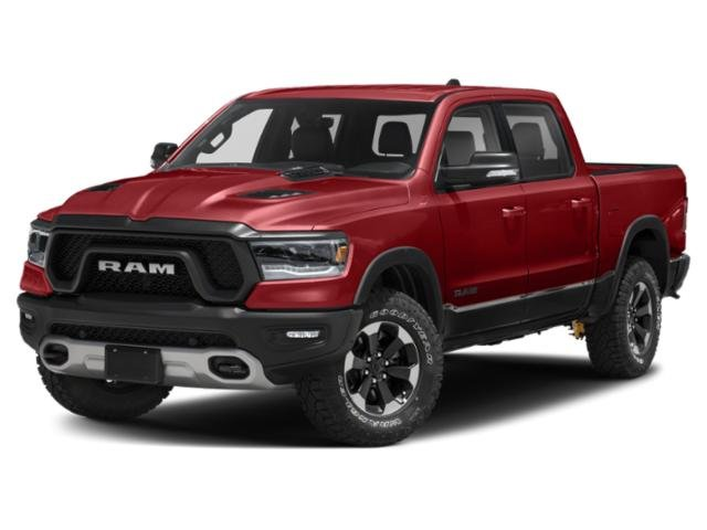 "2021 Ram 1500 Rebel Rebel 4x4 Crew Cab 5'7"" Box Regular Unleaded V-8 5.7 L/345 [12]"