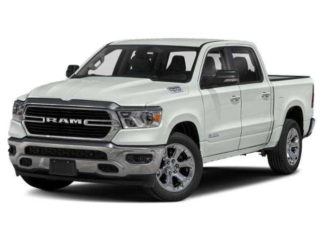 2021 Ram 1500 Big Horn Big Horn 4x2 Quad Cab 6'4″ Box Gas/Electric V-6 3.6 L/220 [2]