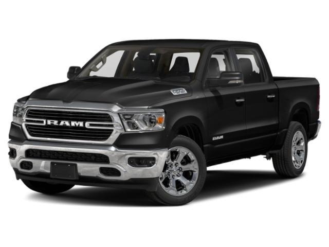 """2021 Ram 1500 Big Horn Big Horn 4x4 Quad Cab 6'4"""" Box Regular Unleaded V-8 5.7 L/345 [1]"""