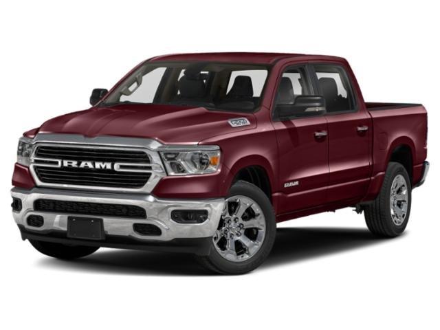 """2021 Ram 1500 Big Horn Big Horn 4x2 Quad Cab 6'4"""" Box Gas/Electric V-6 3.6 L/220 [1]"""
