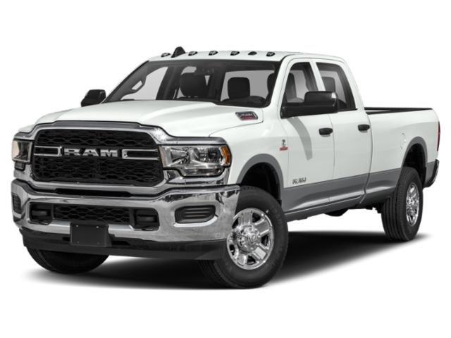 "2021 Ram 2500 Laramie Laramie 4x4 Crew Cab 6'4"" Box Intercooled Turbo Diesel I-6 6.7 L/408 [3]"