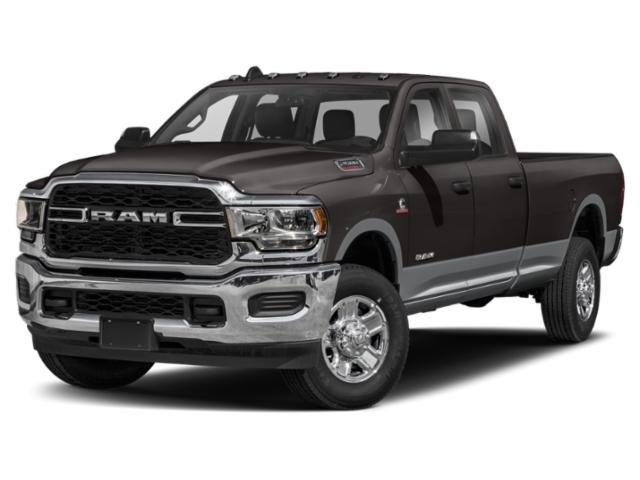 "2021 Ram 2500 Laramie Laramie 4x4 Crew Cab 6'4"" Box Intercooled Turbo Diesel I-6 6.7 L/408 [6]"
