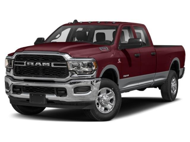 "2021 Ram 2500 Laramie Laramie 4x4 Crew Cab 6'4"" Box Intercooled Turbo Diesel I-6 6.7 L/408 [17]"