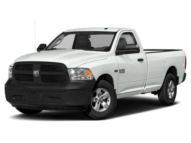 2021 Ram 1500 Classic Tradesman Tradesman 4x2 Reg Cab 8' Box Regular Unleaded V-6 3.6 L/220 [10]