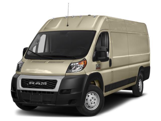 "2021 Ram ProMaster Cargo Van 3500 High Roof 159"" WB EXT 3500 High Roof 159"" WB EXT Regular Unleaded V-6 3.6 L/220 [1]"
