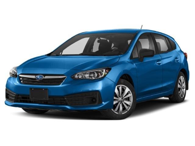 2021 Subaru Impreza Base Trim Level 5-door CVT Regular Unleaded H-4 2.0 L/122 [10]