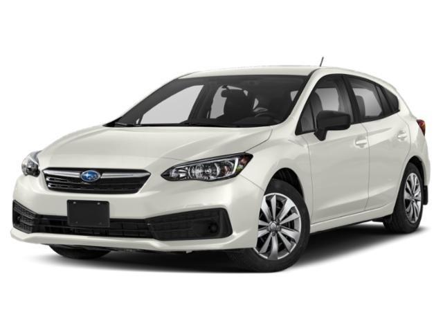 2021 Subaru Impreza Premium Premium 5-door CVT Regular Unleaded H-4 2.0 L/122 [1]
