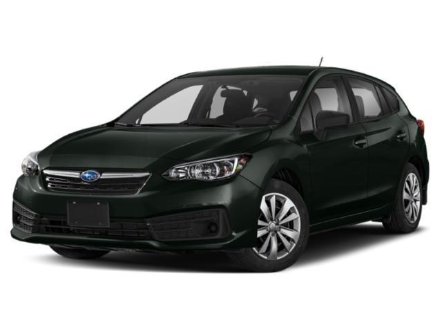 2021 Subaru Impreza Base Trim Level 5-door CVT Regular Unleaded H-4 2.0 L/122 [7]