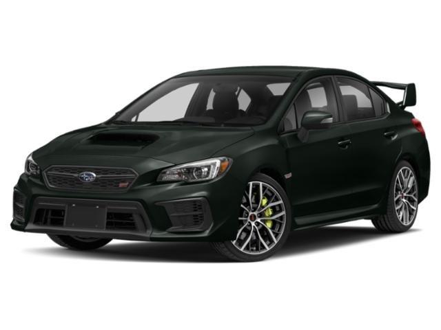 2021 Subaru WRX STI STI Manual Intercooled Turbo Premium Unleaded H-4 2.5 L/150 [16]