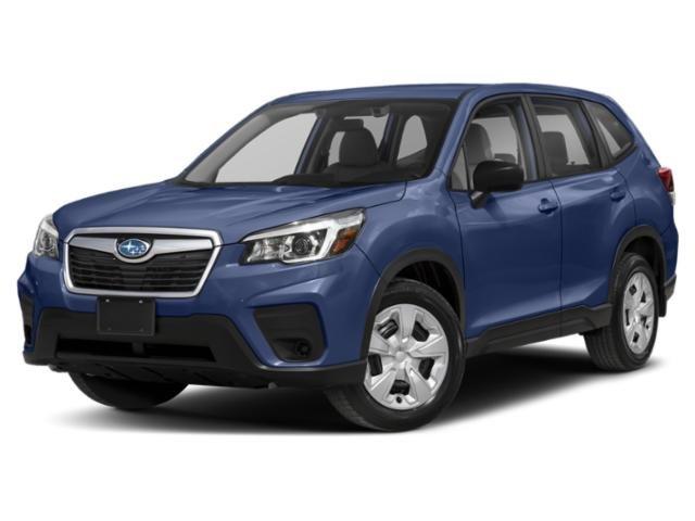 2021 Subaru Forester Premium Premium CVT Regular Unleaded H-4 2.5 L/152 [0]