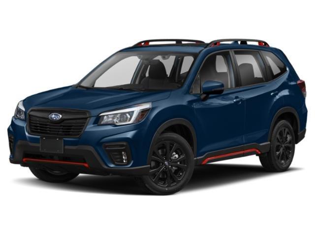 2021 Subaru Forester Sport Sport CVT Regular Unleaded H-4 2.5 L/152 [19]