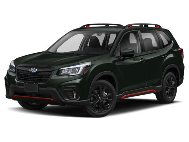 2021 Subaru Forester Sport Sport CVT Regular Unleaded H-4 2.5 L/152 [21]