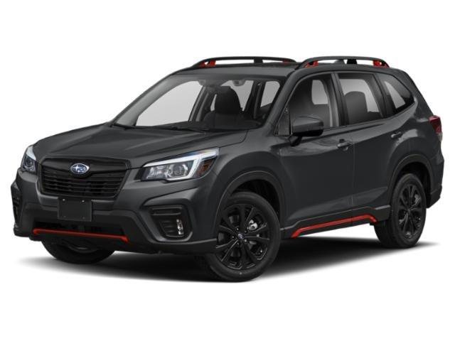 2021 Subaru Forester Sport Sport CVT Regular Unleaded H-4 2.5 L/152 [18]