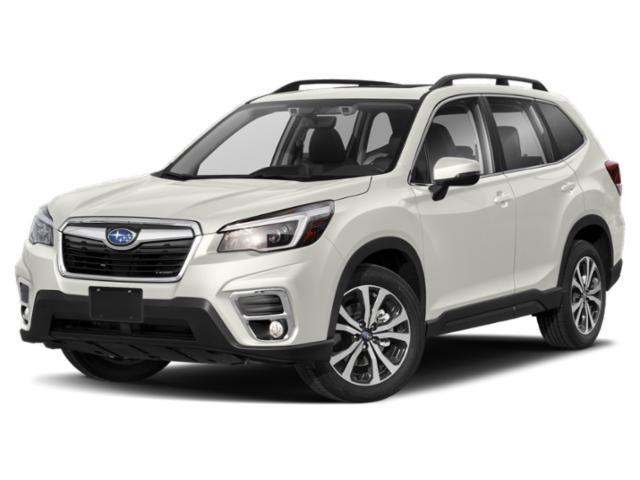 2021 Subaru Forester Limited Limited CVT Regular Unleaded H-4 2.5 L/152 [23]