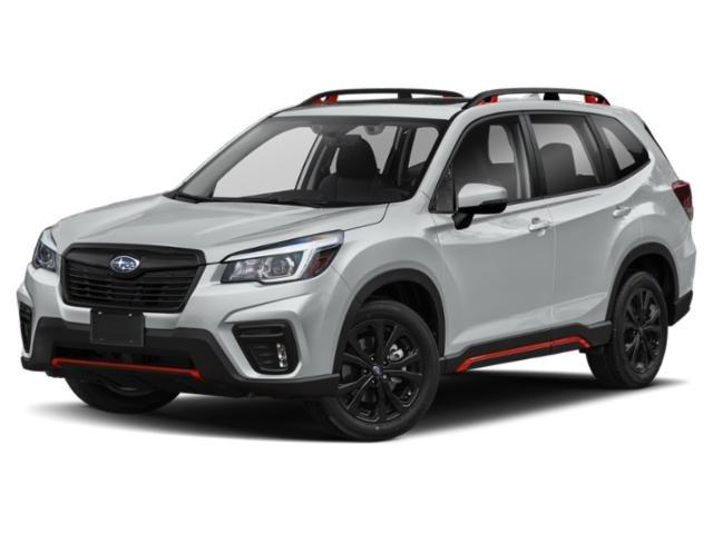 2021 Subaru Forester Sport Sport CVT Regular Unleaded H-4 2.5 L/152 [13]