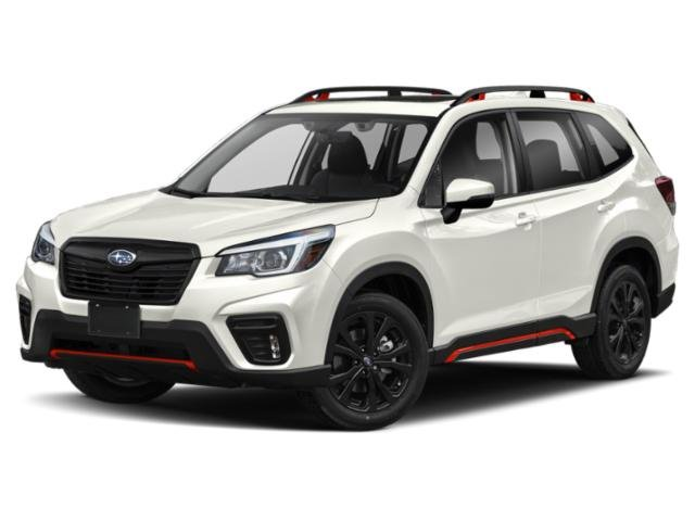 2021 Subaru Forester Sport Sport CVT Regular Unleaded H-4 2.5 L/152 [10]