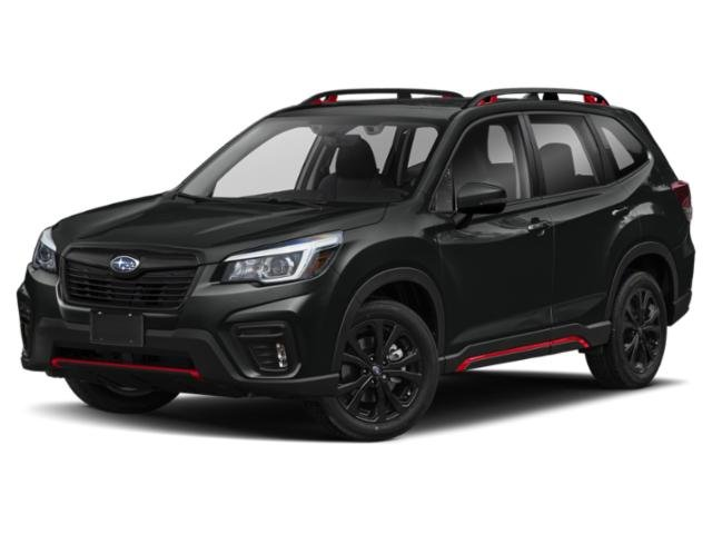 2021 Subaru Forester Sport Sport CVT Regular Unleaded H-4 2.5 L/152 [9]