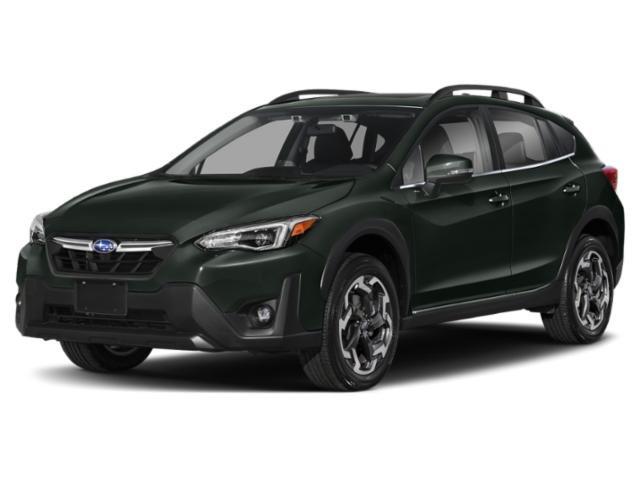 2021 Subaru Crosstrek Limited Limited CVT Regular Unleaded H-4 2.5 L/152 [6]