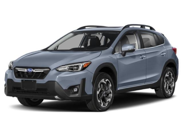 2021 Subaru Crosstrek Limited Limited CVT Regular Unleaded H-4 2.5 L/152 [3]