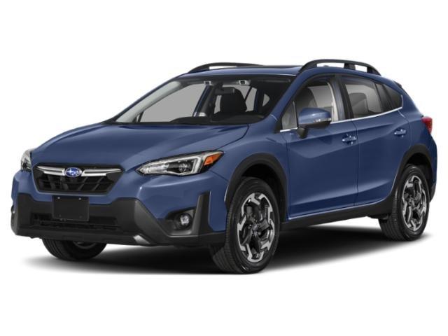 2021 Subaru Crosstrek Limited Limited CVT Regular Unleaded H-4 2.5 L/152 [8]