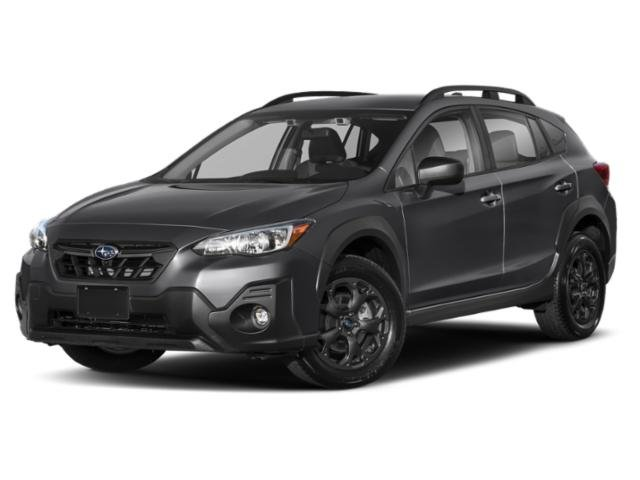2021 Subaru Crosstrek Sport Sport CVT Regular Unleaded H-4 2.5 L/152 [7]