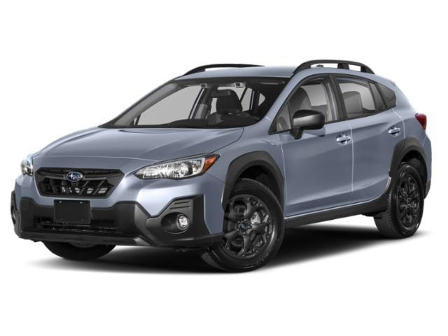 2021 Subaru Crosstrek Sport Sport CVT Regular Unleaded H-4 2.5 L/152 [9]