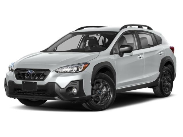 2021 Subaru Crosstrek Sport Sport CVT Regular Unleaded H-4 2.5 L/152 [10]