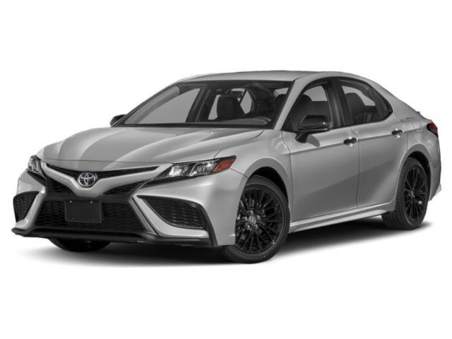 2021 Toyota Camry SE Nightshade Edition