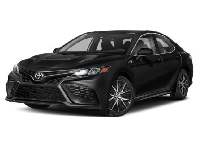 2021 Toyota Camry SE SE Auto Regular Unleaded I-4 2.5 L/152 [2]