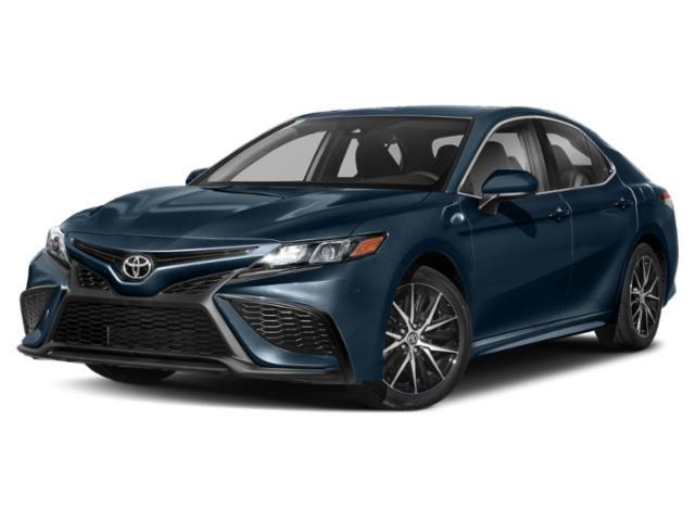 2021 Toyota Camry SE SE Auto Regular Unleaded I-4 2.5 L/152 [3]