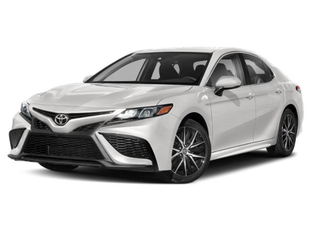 2021 Toyota Camry SE SE Auto Regular Unleaded I-4 2.5 L/152 [11]