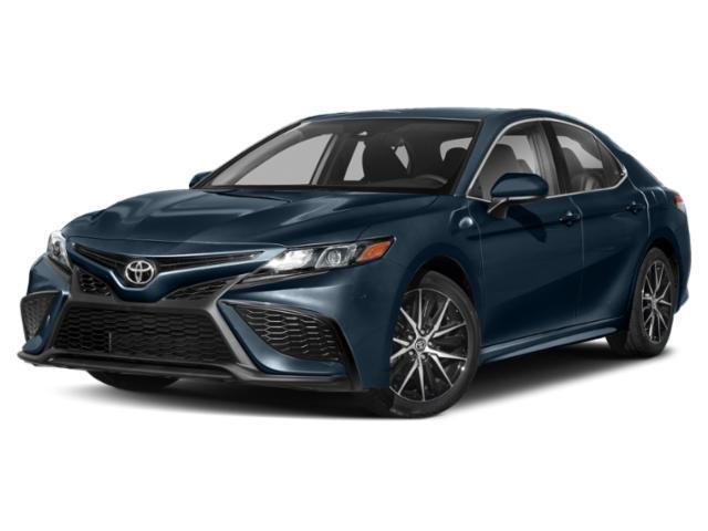 2021 Toyota Camry SE SE Auto Regular Unleaded I-4 2.5 L/152 [15]