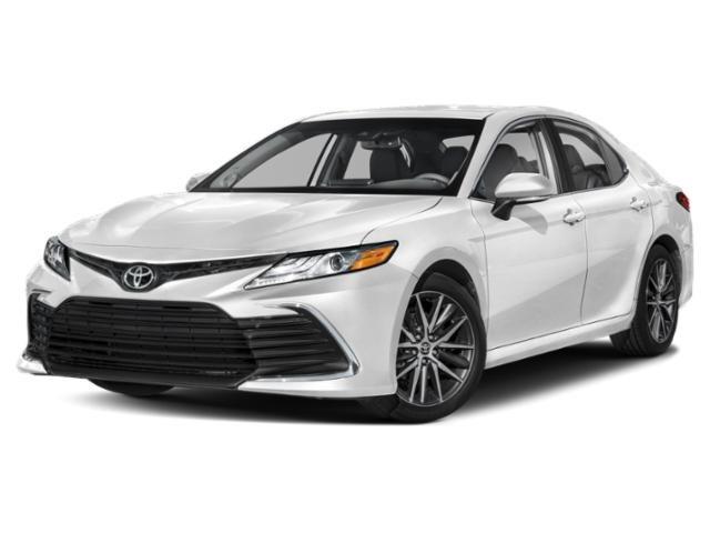 2021 Toyota Camry XLE XLE Auto Regular Unleaded I-4 2.5 L/152 [2]