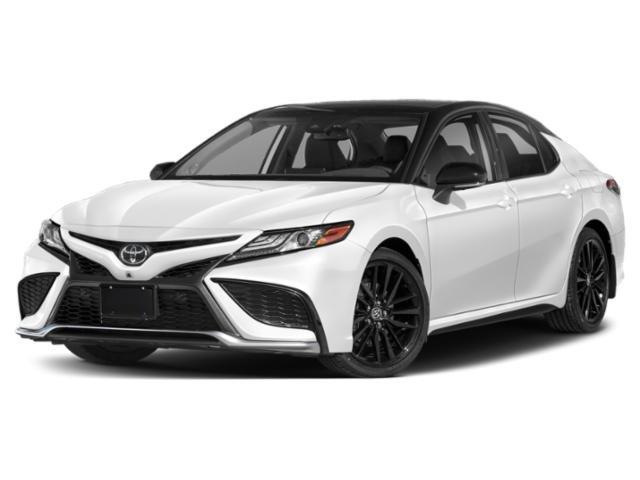 2021 Toyota Camry XSE V6 XSE V6 Auto Regular Unleaded V-6 3.5 L/211 [1]